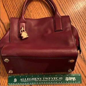 Michael Kors leather bag new without tags